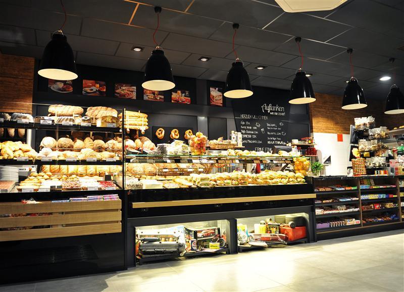 Bäckerei Fonk Filiale Sankt Vith Luxemburger Straße Filiale Sankt Vith Luxemburger Straße